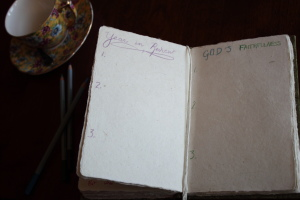 personal year in review journal activity
